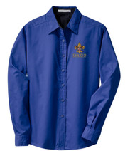 Port Authority® Ladies Long Sleeve Easy Care Shirt with BSA Universal Logo