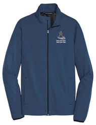 Port Authority® Active Soft Shell Jacket with Powder Horn Logo