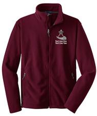 Port Authority Value Fleece Jacket with Powder Horn Logo