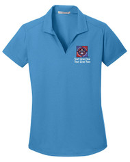 Dry Zone® Grid Ladies Wicking Polo with NYLT Logo