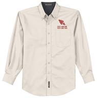 Port Authority® Long Sleeve Easy Care Shirt Men's with OA Arrowhead Logo
