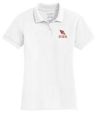 Double Pique Sport Shirt – Ladies with OA Arrowhead Logo