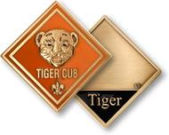 Tiger Cub Coin- DISCONTINUED