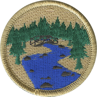 Rocky River Patrol Patch