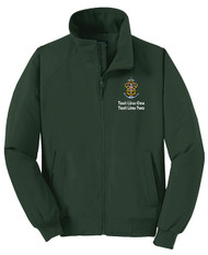 Port Authority® Charger Jacket with Sea Scout Logo