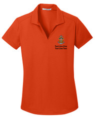 Dry Zone® Grid Ladies Wicking Polo with Sea Scout Logo