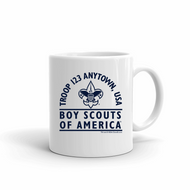 Boy Scout Troop Mug SP4841