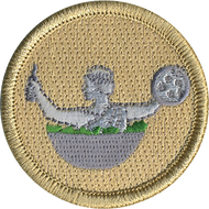 Caesar Patrol Patch