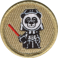 Darth Panda Patrol Patch