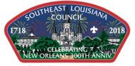 300th Anniversary CSP Southeast Louisiana Council