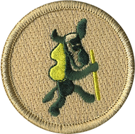 Official Licensed Old Pedro Patrol Patch