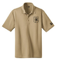 CornerStone Select Snag-Proof Polo- Fox Company 2nd Battalion