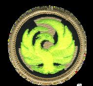 Radioactive Phoenix Patrol Patch