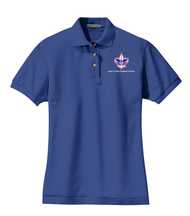 Port Authority®  Ladies Heavyweight Cotton Pique Polo– Heart of New England Council