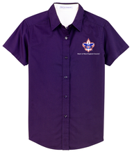 Port Authority®  Ladies Short Sleeve Easy Care Shirt– Heart of New England Council