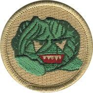 Cabbage Savageness Patrol Patch