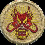 Red Dragon Patrol Patch