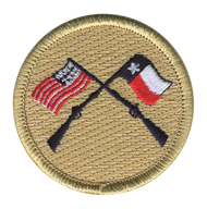 The Musket Patrol Patch