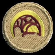 Alli'i Warrior Helmet Patrol Patch