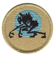 Sneaky Shadow Patrol Patch