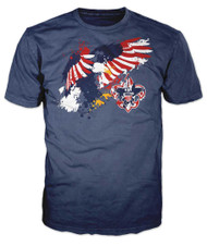 Eagle Splatter T-Shirt #2 (SP7229)