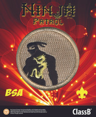 Ninja Large Patrol Sticker (SP4696)