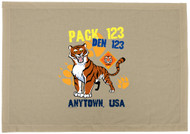 Custom Tiger Den Flag (SP4924)