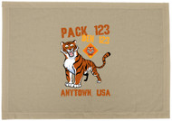 Custom Tiger Den Flag (SP4923)