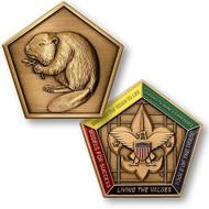 Wood Badge® Beaver Medallion