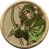 Official Licensed Archer Patrol Patch
