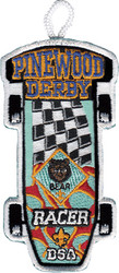 Bear Racer Patch