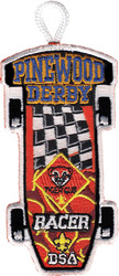 Tiger Cub Racer Patch