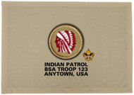 Custom Indian Patrol Patch Flag (SP3212)