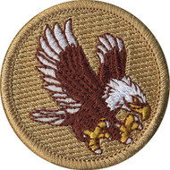 Official Licensed Premium Eagle Patrol Patch