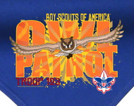 Custom Owl Patrol Neckerchief (SP2881)