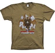 Custom Ram Patrol T-Shirt (SP2805)