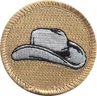 Cowboy Hat Patrol Patch