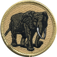 Elephant Patrol Patch
