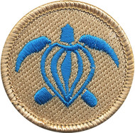 Official Licensed Sea Turtle Patrol Patch