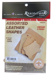 Leather Shape Assortment