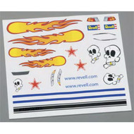 Pinewood Derby Peel and Stick Decal C