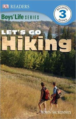 Let's go hiking boy's life book