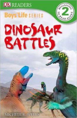 Dinosaur Battles Boy's Life Book
