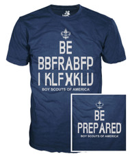 Be Prepared T-Shirt (SP5632)