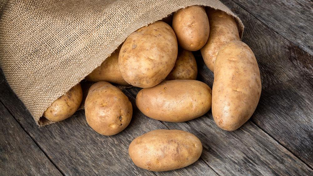 Pinquito Bean Potato Boats
