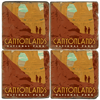 CanyonLands National Park. Handcrafted Marble Giftware by Studio Vertu.