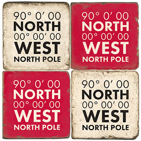 North Pole Coordinates