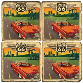 Route 66 Coaster Set