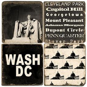 Washington DC Coaster Set