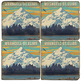 Wrangell-St. Elias National Park. License artwork by Anderson Design Group.